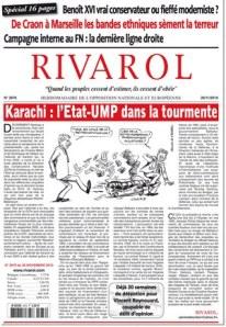 Journal Rivarol 2976