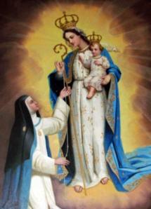 Notre-Dame du Bon Succès (prophéties) Madre-mariana