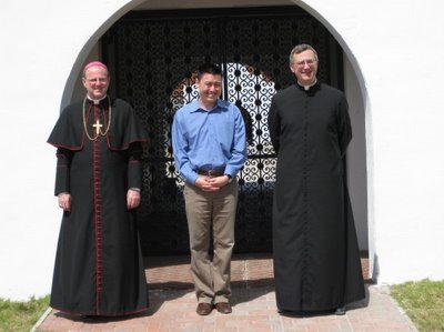 Mgr Sanborn + Vatican II N1142340120_371530_6449227
