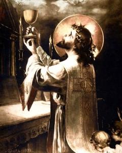 Le saint Sacrifice de la Messe, une invention catholique ? Sacrifice_messe01