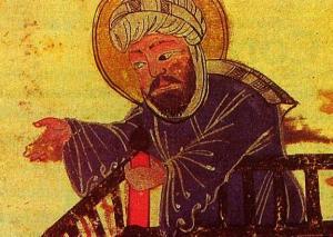 L'ISLAM FACE À LA CROIX   Mahomet-avant-1