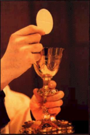 Avez-vous déjà douté de la présence réelle de Jésus dans l'Eucharistie Eucharistie