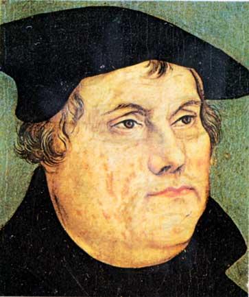 Apologétique contre les sectes protestantes - Page 2 Luther