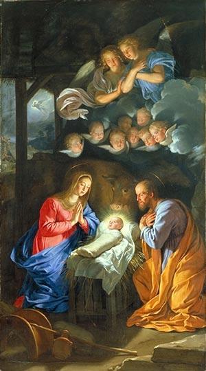 Saint et Joyeux Noel ! 200705_champaigne_nativite