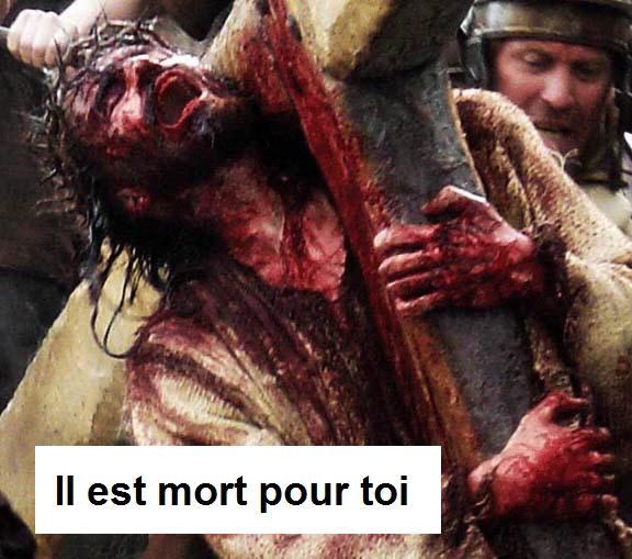 croix passion