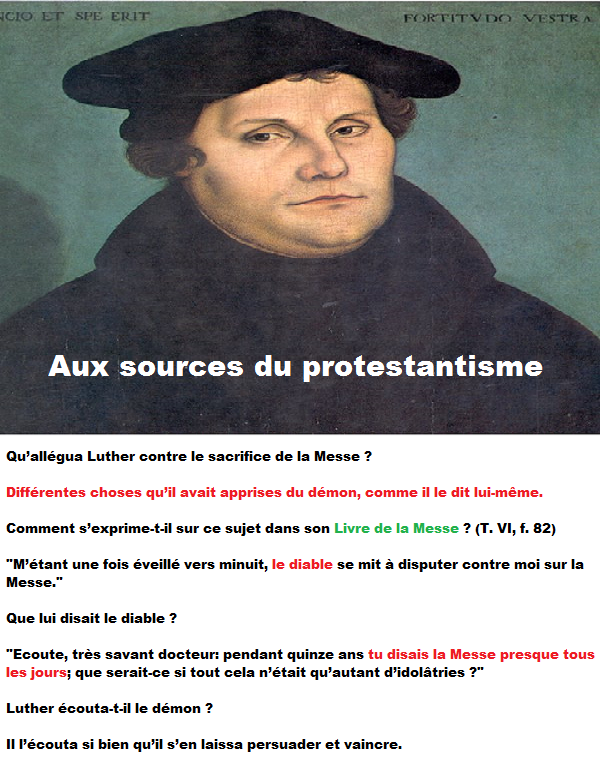 luther diable
