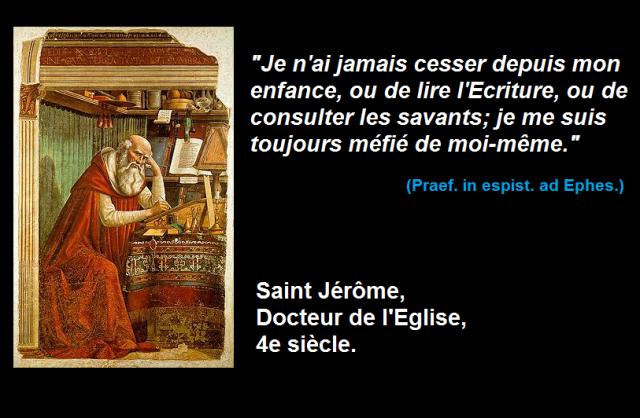 bible saint jerome